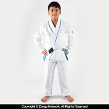 93 Brand Choking Hazard V2 Kids BJJ Gi